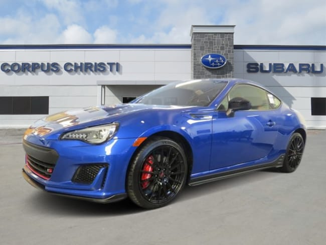 New 2018 Subaru BRZ tS Coupe For Sale Corpus Christi, TX