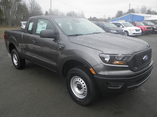 2020 Ford Ranger XL 4WD Supercab 6 Box Extended Cab Pickup