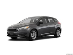 2018 Ford Focus SE Hatch Hatchback