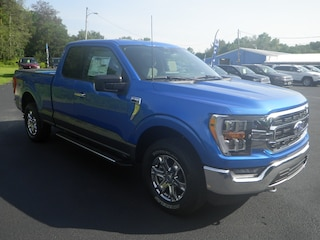 2021 Ford F-150 XLT 4WD Supercab 6.5 Box Extended Cab Pickup