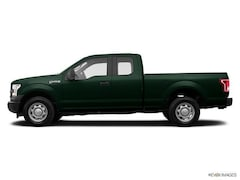 2015 Ford F-150 4WD Supercab 145 Lariat Truck SuperCab Styleside