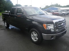 2009 Ford F-150 4WD Supercrew 157 XLT Truck SuperCrew Cab