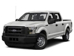 2016 Ford F-150 4WD Supercrew 157 Lariat Truck SuperCrew Cab