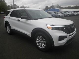 2021 Ford Explorer Base 4WD Sport Utility