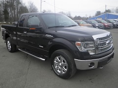 2014 Ford F-150 4WD Supercab 145 XLT Truck SuperCab Styleside