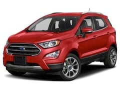 2020 Ford EcoSport S Sport Utility