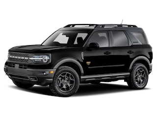 2021 Ford Bronco Sport Big Bend 4x4 Sport Utility