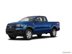2020 Ford Ranger XL 4WD Supercrew 5 Box Crew Cab Pickup