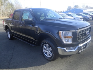 2021 Ford F-150 XL 4WD Supercrew 5.5 Box Crew Cab Pickup