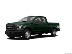 2015 Ford F-150 4WD Supercab 145 XL Truck SuperCab Styleside