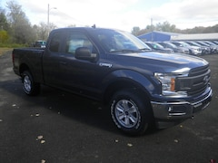 2020 Ford F-150 XL 4WD Supercab 6.5 Box Extended Cab Pickup