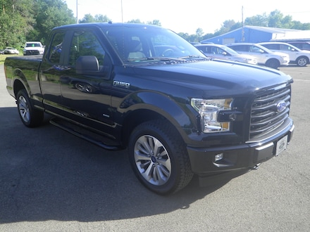 2017 Ford F-150 XL 4WD Supercab 6.5 Box Truck SuperCab Styleside