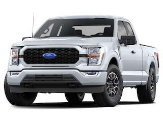 2021 Ford F-150 XL 4WD Supercab 6.5 Box Extended Cab Pickup