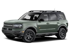 2021 Ford Bronco Sport Badlands 4x4 Sport Utility