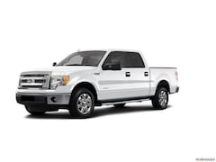 2013 Ford F-150 4WD Supercrew 157 XLT Truck SuperCrew Cab