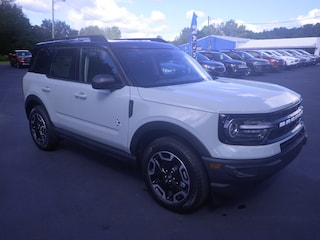 2021 Ford Bronco Sport Outer Banks 4x4 Sport Utility