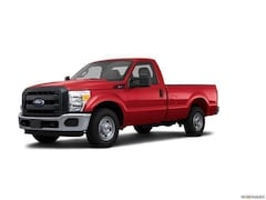 2011 Ford Super Duty F-250 SRW 4WD Reg Cab 137 XLT Truck Regular Cab