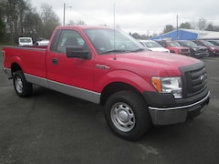 2012 Ford F-150 4WD Reg Cab 145 XL Truck Regular Cab