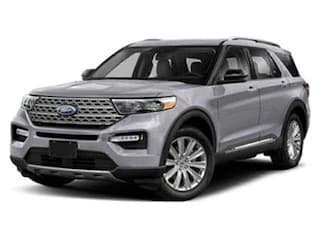 2020 Ford Explorer Limited 4WD Sport Utility