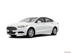 2014 Ford Fusion 4dr Sdn SE FWD Sedan