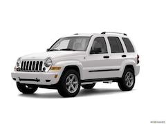 2007 Jeep Liberty 4WD 4dr Sport SUV