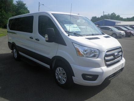 2020 Ford Transit Passenger T-150 130 Low Roof XLT RWD Full-size Passenger Van