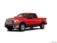 2010 Ford F-150 4WD Supercab 145 XLT Truck Super Cab