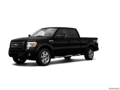 2009 Ford F-150 4WD Supercrew 145 XLT Truck SuperCrew Cab