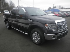 2014 Ford F-150 4WD Supercrew 145 XLT Truck SuperCrew Cab