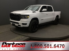 New 2020 Ram 1500 BIG HORN CREW CAB 4X4 5'7 BOX Crew Cab 1C6SRFFT6LN183311 for sale in Rochester, NY