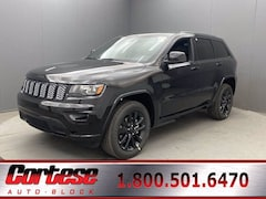 New 2020 Jeep Grand Cherokee ALTITUDE 4X4 Sport Utility 1C4RJFAGXLC379336 for sale in Rochester, NY