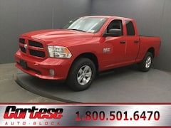 New 2019 Ram 1500 Classic EXPRESS QUAD CAB 4X4 6'4 BOX Quad Cab 1C6RR7FGXKS520313 for sale in Rochester, NY