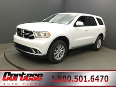 New 2020 Dodge Durango SXT PLUS AWD Sport Utility 1C4RDJAG2LC172403 for sale in Rochester, NY