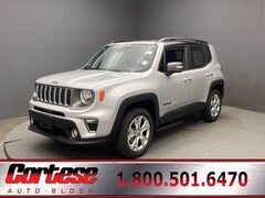 New 2020 Jeep Renegade LIMITED 4X4 Sport Utility ZACNJBD16LPL74495 for sale in Rochester, NY