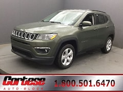 New 2020 Jeep Compass LATITUDE 4X4 Sport Utility 3C4NJDBB7LT119678 for sale in Rochester, NY