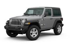 New 2020 Jeep Wrangler SPORT S 4X4 Sport Utility 1C4GJXAG4LW302134 for sale in Rochester, NY