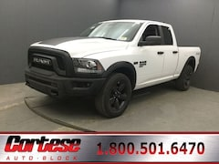 New 2020 Ram 1500 Classic SLT Truck 1C6RR7GT9LS126332 for sale in Rochester, NY
