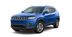 2020 Jeep Compass LATITUDE 4X4 Sport Utility 3C4NJDBB1LT117327