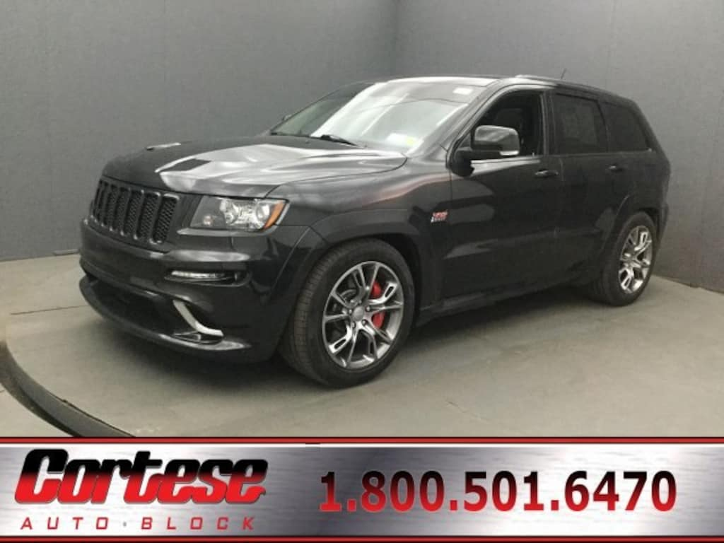 Jeep Cherokee Srt8 For Sale >> Used 2012 Jeep Grand Cherokee Srt8 For Sale In Rochester Ny Stock 93913a