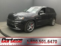 2012 Jeep Grand Cherokee SRT8 SUV