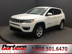 New 2020 Jeep Compass LATITUDE 4X4 Sport Utility 3C4NJDBB9LT125868 for sale in Rochester, NY