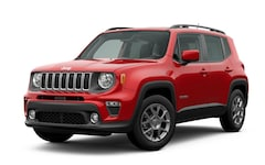New 2020 Jeep Renegade LATITUDE 4X4 Sport Utility ZACNJBBB0LPM01346 for sale in Rochester, NY
