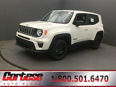 New 2019 Jeep Renegade SPORT 4X4 Sport Utility ZACNJBAB6KPK88860 for sale in Rochester, NY
