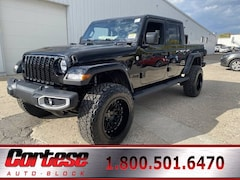 New 2021 Jeep Gladiator SPORT S 4X4 Crew Cab 1C6HJTAG7ML508474 for sale in Rochester, NY