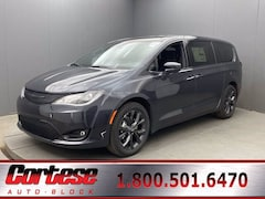 New 2020 Chrysler Pacifica TOURING Passenger Van 2C4RC1FG7LR262780 for sale in Rochester, NY