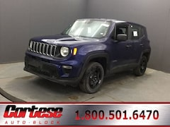 New 2020 Jeep Renegade SPORT 4X4 Sport Utility ZACNJBAB2LPL40180 for sale in Rochester, NY