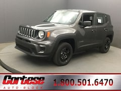 New 2019 Jeep Renegade SPORT 4X4 Sport Utility ZACNJBAB6KPK84825 for sale in Rochester, NY