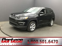 New 2019 Jeep Compass LATITUDE 4X4 Sport Utility 3C4NJDBB6KT786482 for sale in Rochester, NY