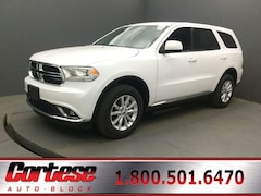 New 2019 Dodge Durango SXT AWD Sport Utility 1C4RDJAG5KC536358 for sale in Rochester, NY