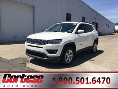 New 2020 Jeep Compass LATITUDE 4X4 Sport Utility 3C4NJDBB8LT224245 for sale in Rochester, NY